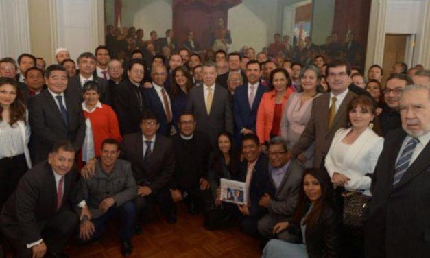 Mormones participan de la primera Dirección de Asuntos Religiosos en Colombia