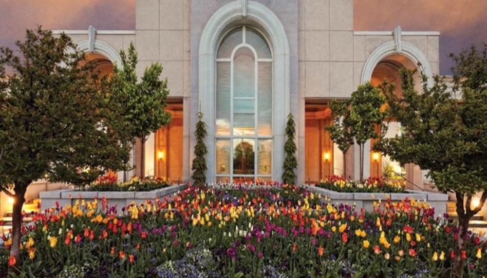 50 fotos hermosas de los jardines del templo