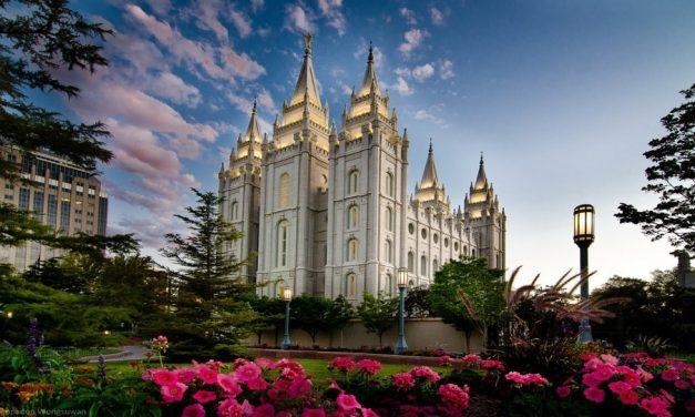 Se anuncian todos los detalles sobre la renovación del Templo de Salt Lake
