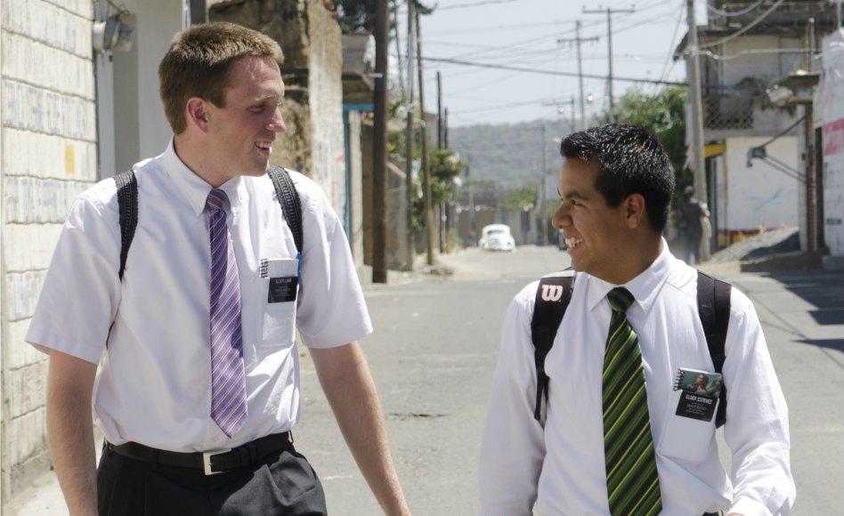 9 graciosos momentos que todo misionero de la Iglesia puede entender