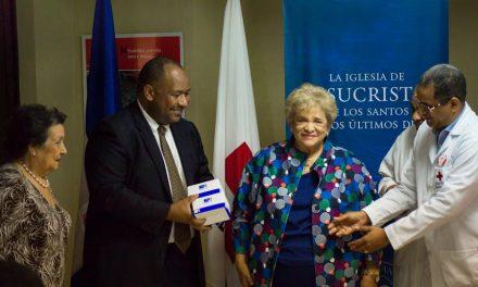 Los mormones y la Cruz Roja impulsan la donación de sangre en República Dominicana