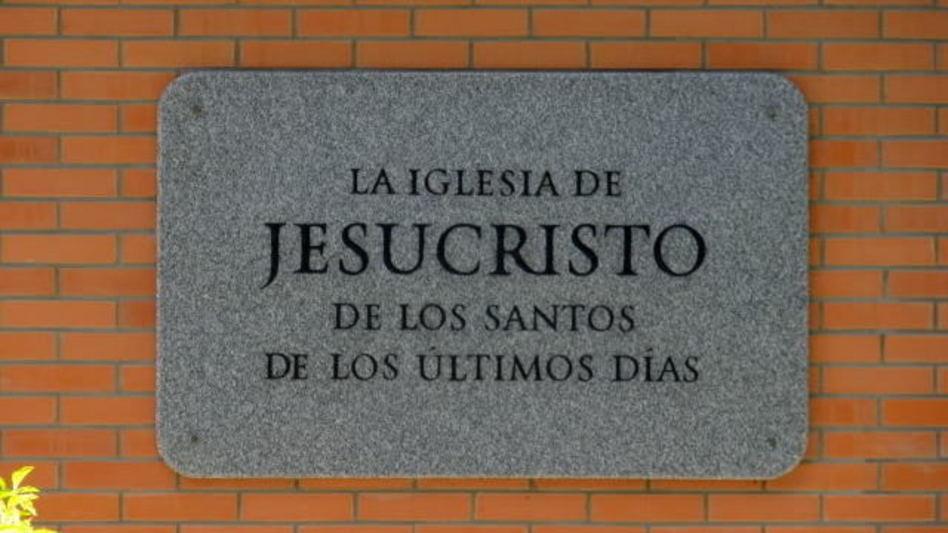 nombre de la Iglesia