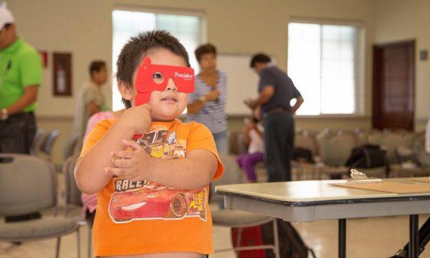 Mormones realizan campaña gratuita de salud visual en México
