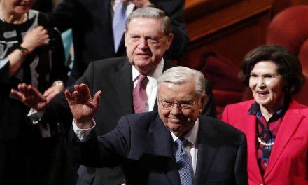 ¿Qué significa realmente sostener a los líderes de la Iglesia? Esto es lo que dicen los Apóstoles