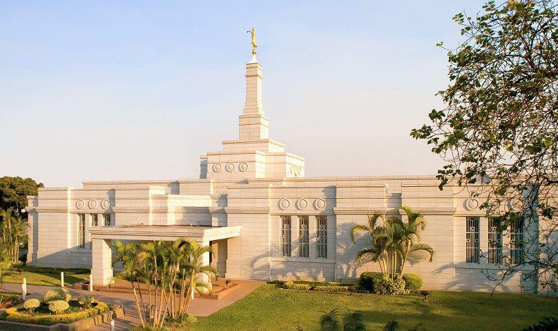 Templo de Asunción Paraguay