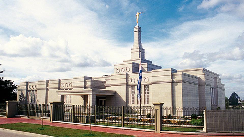 Templo de Asunción Uruguay