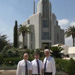 Templo mormón de Roma