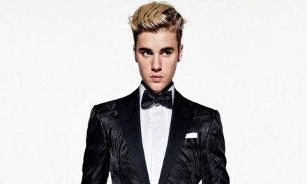 El día en que Justin Bieber recibió un Libro de Mormón