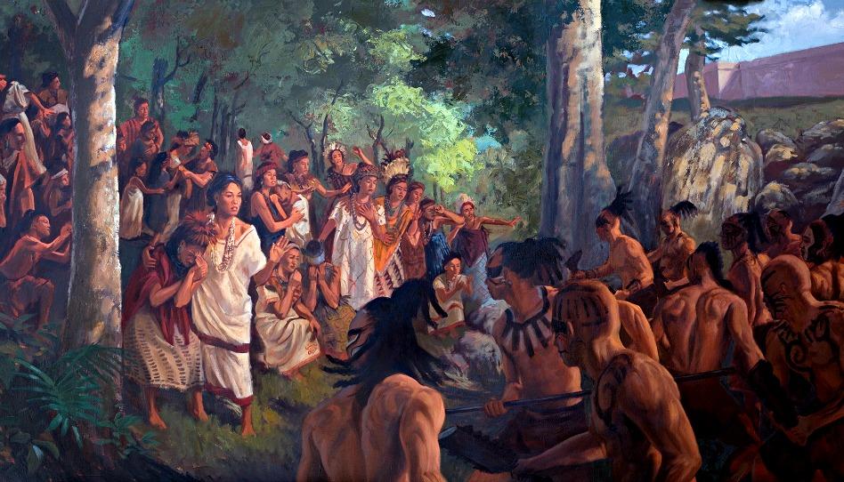Sacrificios Lamanitas