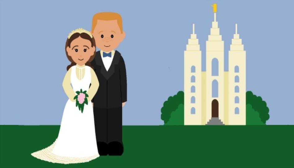 ¿Puede un miembro de la Iglesia casarse con alguien de otra religión?