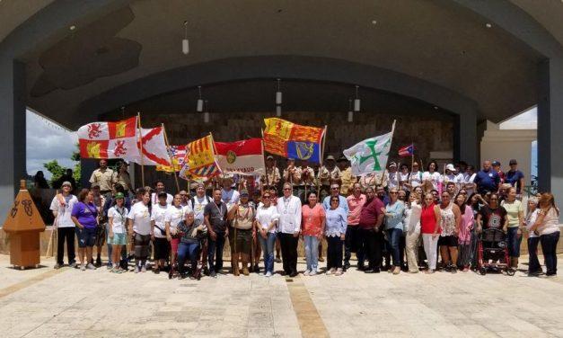 Mormones son condecorados por su ayuda humanitaria en Puerto Rico
