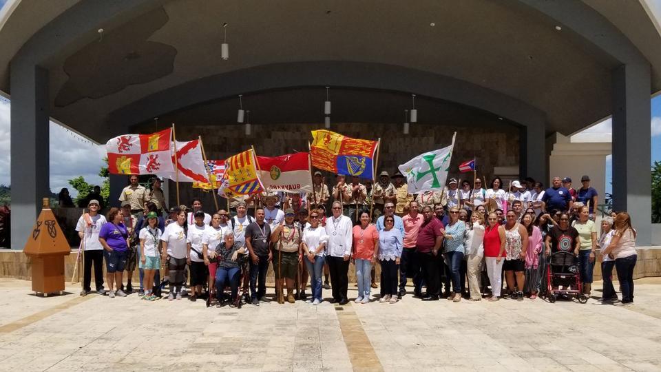 mormones son condecorados en Puerto Rico