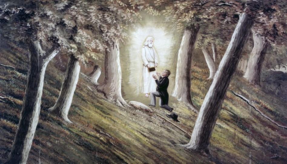 ¿El ángel Nefi visitó a José Smith?