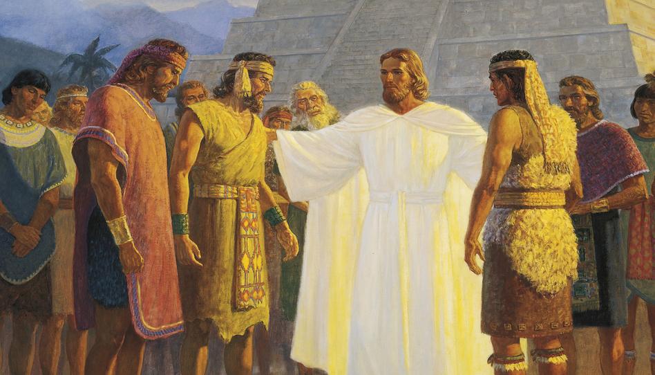¿Los 3 nefitas y Juan el Amado pueden ir y venir a través del velo?