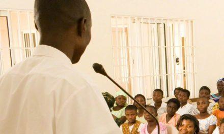 La fórmula infalible para dar los mejores discursos en la Iglesia