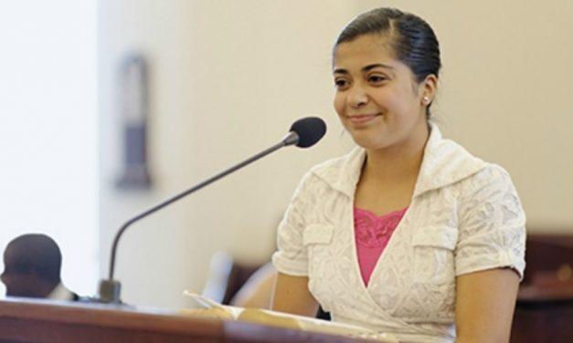 Para obtener un testimonio, esta mujer primero se dio cuenta de que necesitaba querer uno