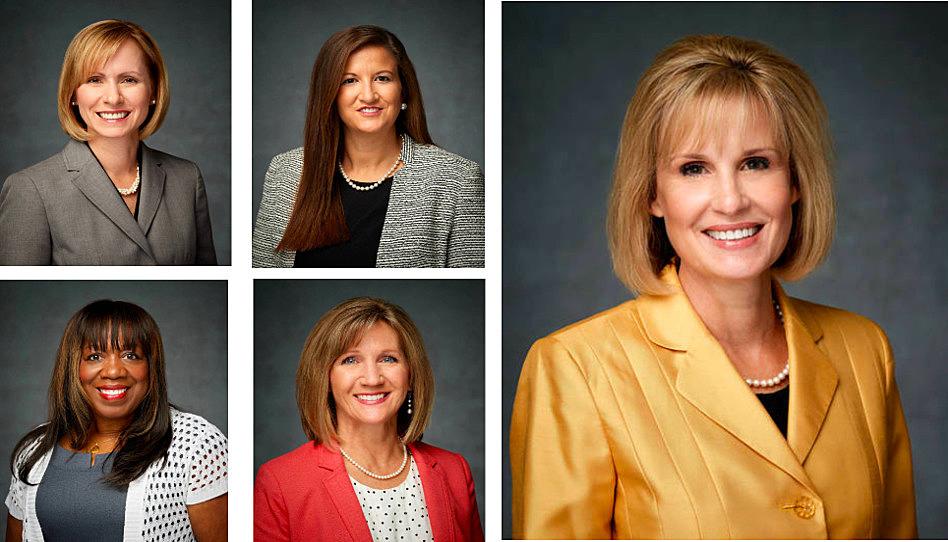 Conoce a los nuevos miembros de la Mesa Directiva de las Mujeres Jóvenes y la Primaria