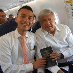 Libro de Mormón al Presidente electo de México