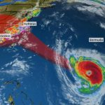 Misioneros evacúan la costa sureste de los Estados Unidos mientras se acerca el huracán. Ellos están a salvo y preparados para dar servicio.