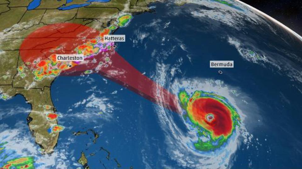 Misioneros evacuan la costa sureste de los Estados Unidos mientras se acerca el huracán