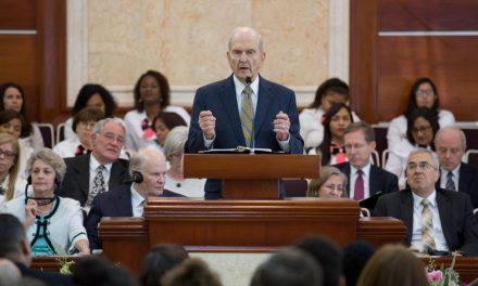 Presidente Nelson ofrece discurso completamente en español
