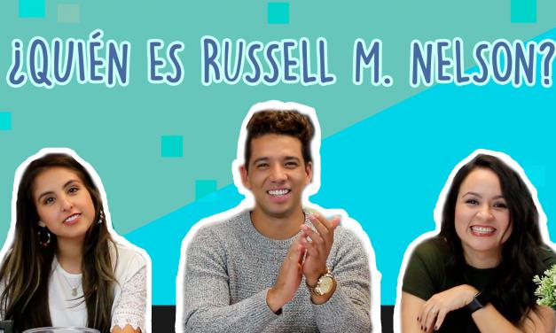¿Quién es el Presidente Russell M. Nelson para los jóvenes?