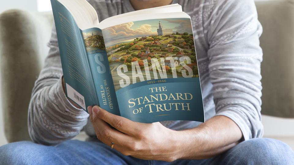 SANTOS La Historia de la Iglesia de Jesucristo ya está disponible en español