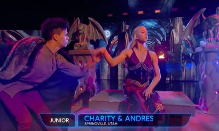 """El dúo Santos de los Últimos Días avanza a la final del programa """"World of Dance"""""""