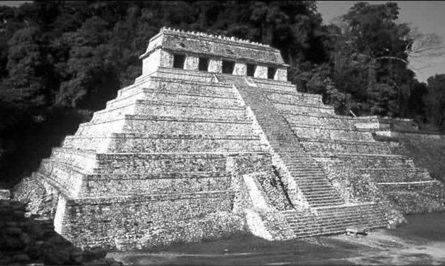 Cómo un sarcófago en un templo maya representa el árbol de la vida