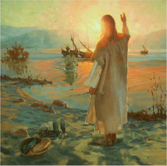Artistas y Cristo