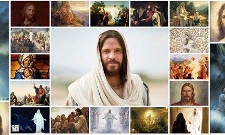 10 Artistas Santos de los Últimos Días y sus representaciones de Cristo