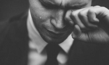 No llorar por el Espíritu no te convierte en una mala persona