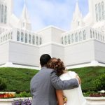 sellamiento en el templo