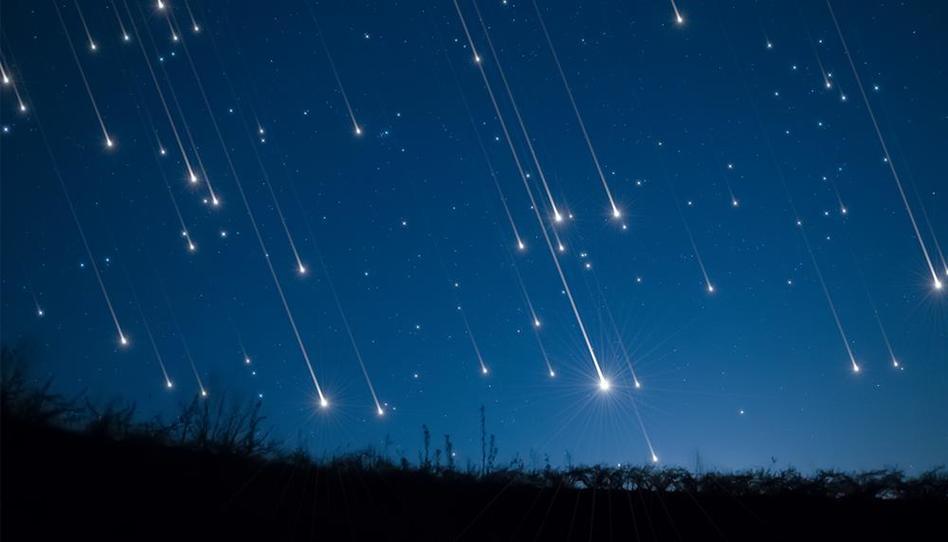 La noche en que las estrellas cayeron del cielo