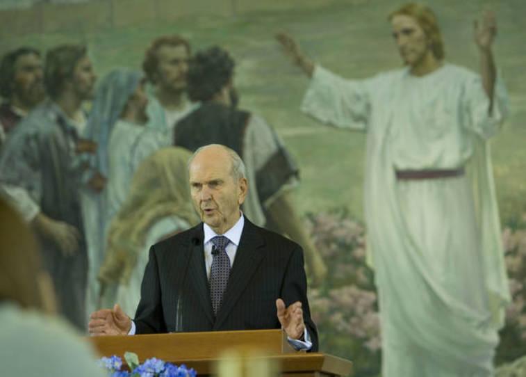 Alabado sea Su nombre: Dos apóstoles comparten por qué es importante el nombre de la Iglesia