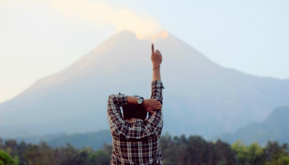 La imagen que tenemos sobre nosotros mismos: Miremos hacia arriba y no el exterior