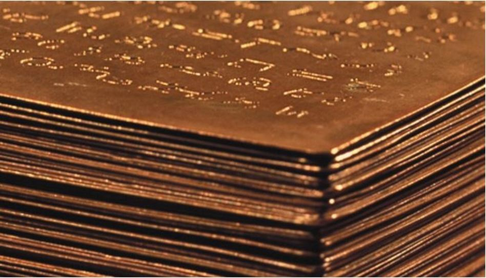 planchas de oro