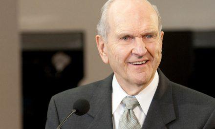 Presidente Russell M. Nelson: Las decisiones que nos afectarán en la eternidad