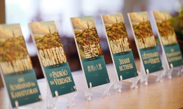 """El poder de la narración: La serie """"Santos"""" aporta una perspectiva completamente nueva a la historia de la Iglesia"""