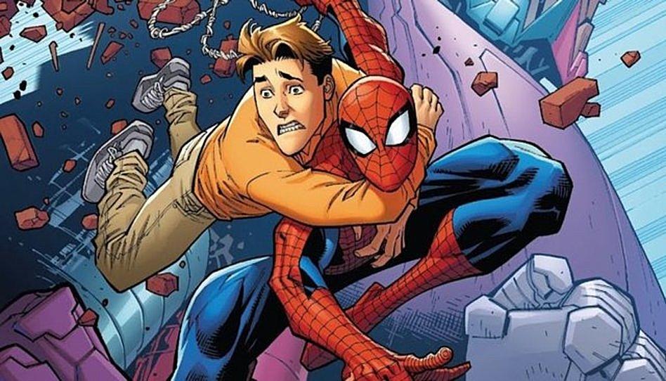 """Marvel elimina contenido en contra de los Santos de los Últimos Días del cómic """"El Sorprendente Hombre Araña"""""""