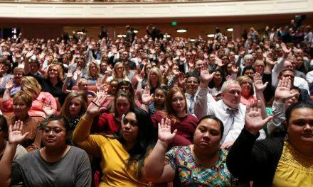 Cristo es ejemplo perfecto, fuente de estabilidad, dicen los líderes en la segunda sesión de la conferencia
