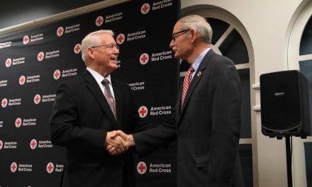 La Iglesia de Jesucristo dona $ 1.5 millones a la Cruz Roja
