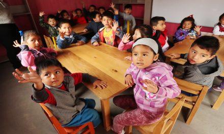 ¡Viva el Perú! La Iglesia está cambiando vidas, un niño a la vez, mientras llega el Presidente Nelson