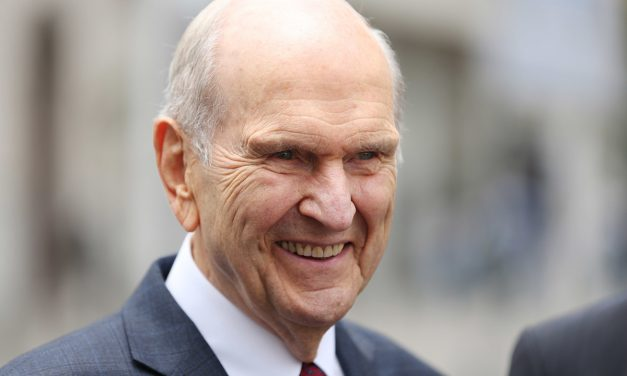 El presidente Russell M. Nelson visitará Colombia