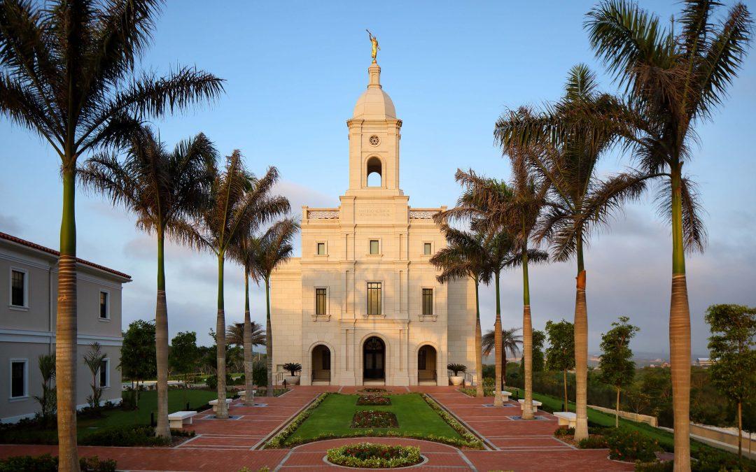 El Templo de Barranquilla Colombia abre sus puertas al público