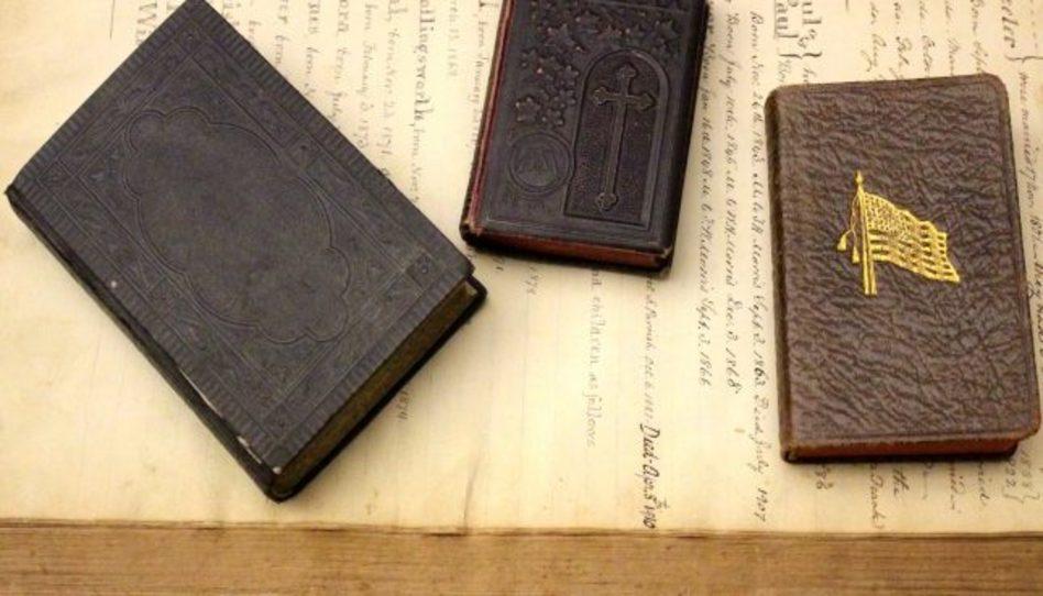 Organización sin fines de lucro de un Santo de los Últimos Días rescata Biblias y las devuelve a las familias cuya genealogía se registra en su interior