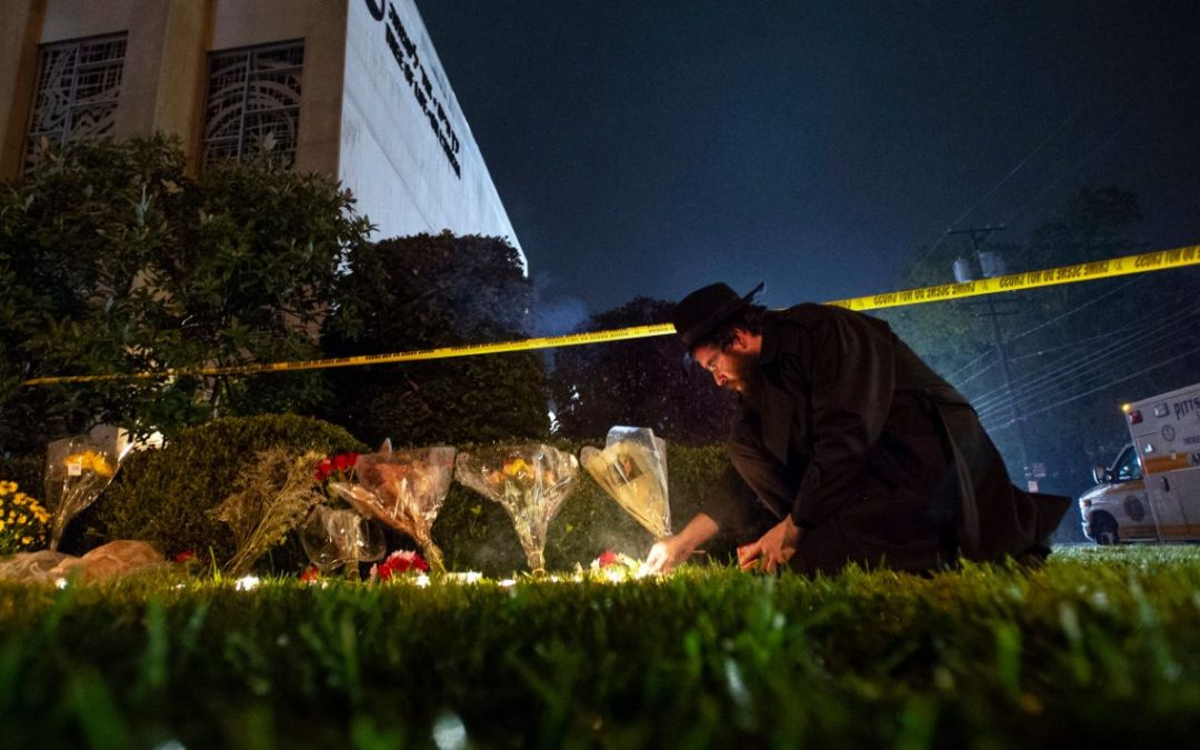 La Iglesia de Jesucristo envía sus condolencias a la comunidad judía