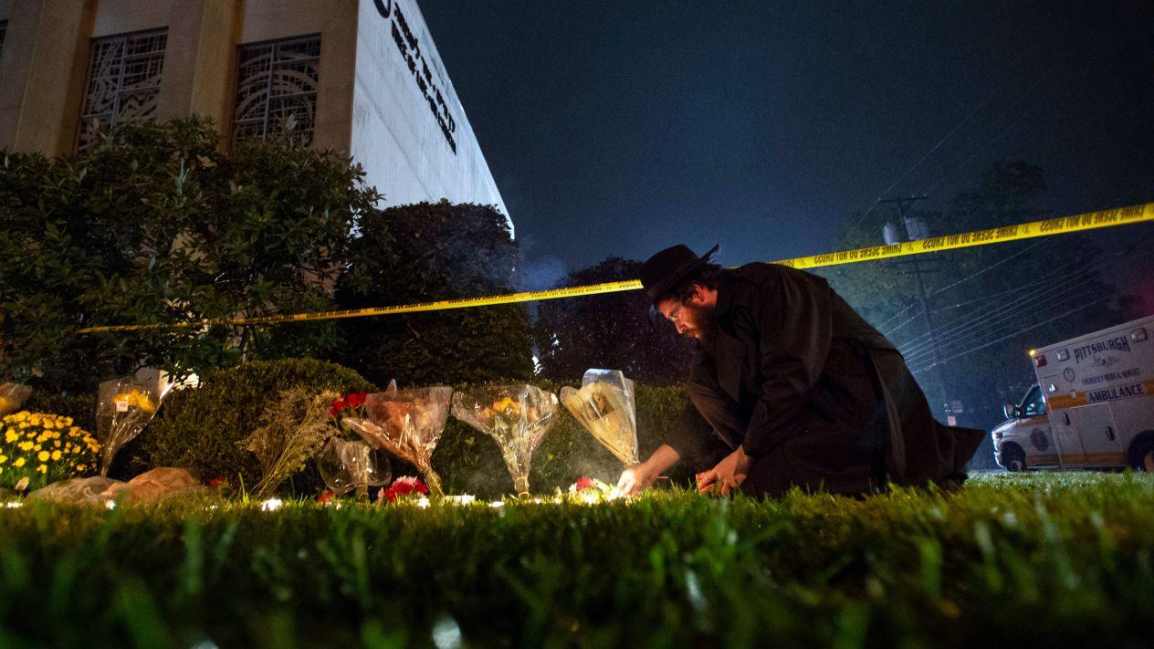 comunidad judía - tiroteo