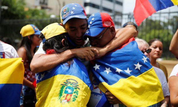 Lo que les dijo un Apóstol a los inmigrantes venezolanos