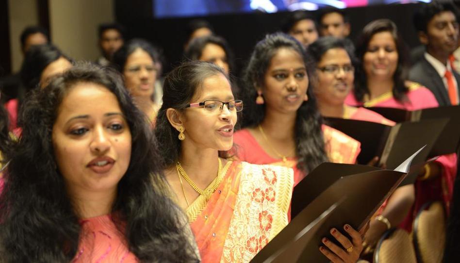 La iglesia en la India